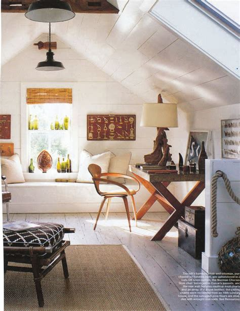 girls room that have a office up stairs attic workspace daily dream decor