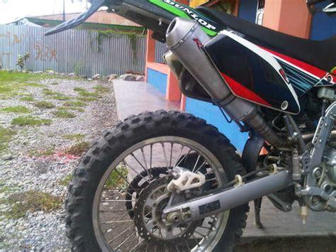 Pelindung Knalpot Klx baru jual knalpot racing kawasaki sport series ninjar rr