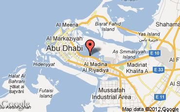 abu dhabi on map hotels in eastern mangroves district eastern mangroves