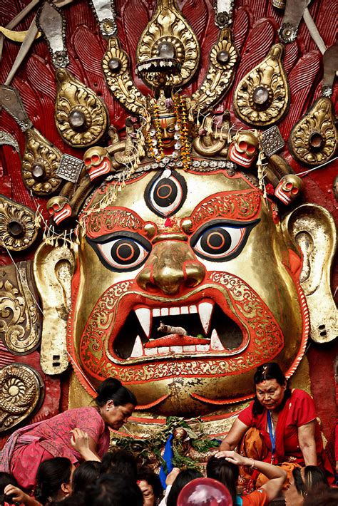 Form Decor Kala Bhairava The Lord Of Time