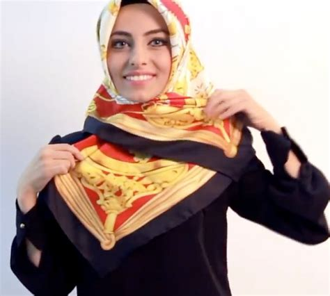tutorial turban ala zaskia hijab tutorial segiempat turki tanpa peniti tutorial