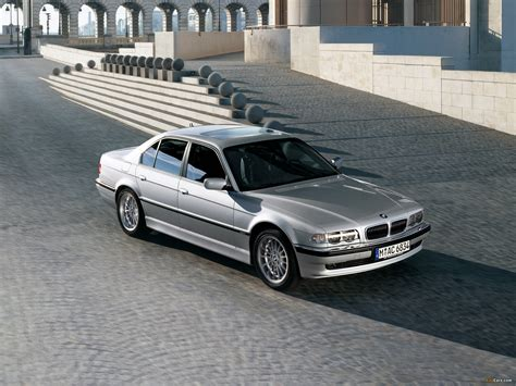 2001 bmw 7 series information and photos momentcar 1998 bmw 7 series information and photos momentcar