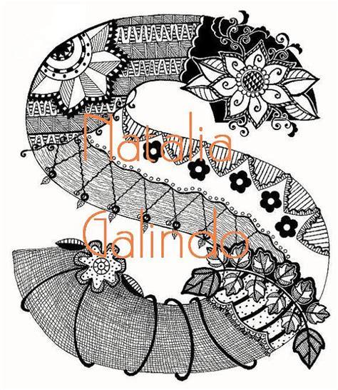 printable alphabet doodles letter s doodle alphabet print 85x11 doodle art pinterest