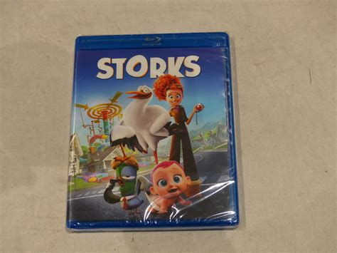 slipcover dvd storks blu ray dvd digital hd new without slipcover mdg