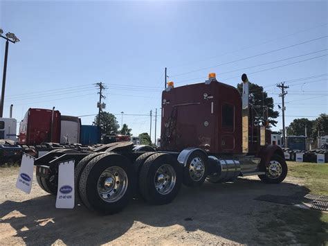 2010 kenworth w900 for sale used 2010 kenworth w900 tri axle sleeper for sale in ms 7008