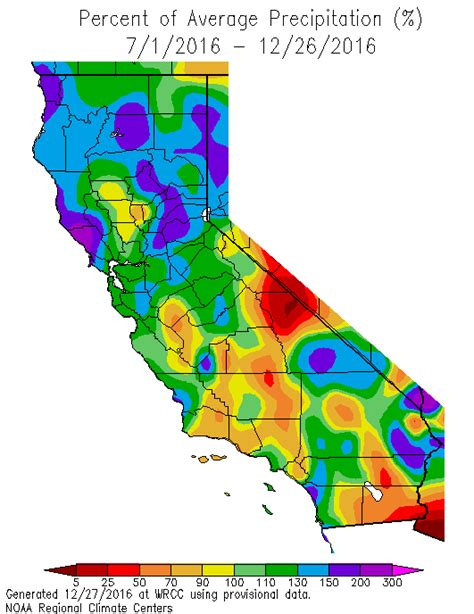 california temperature map january southern california weather notes