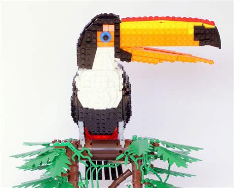 tom poulsom lego bird