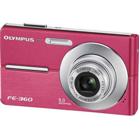 Kamera Olympus Fe 360 olympus fe 360 digital pink 226540 b h photo