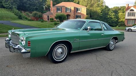 1975 Chrysler Cordoba For Sale by 1975 Chrysler Cordoba For Sale Used Cars On Buysellsearch