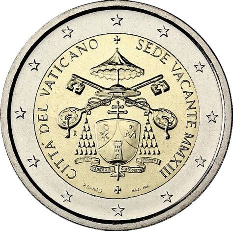 Coin Sede Centrale by File 2 Comm Vaticano Sede Vacante 2013 Png