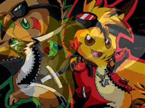 Born Evil Three evil pikachu born like this
