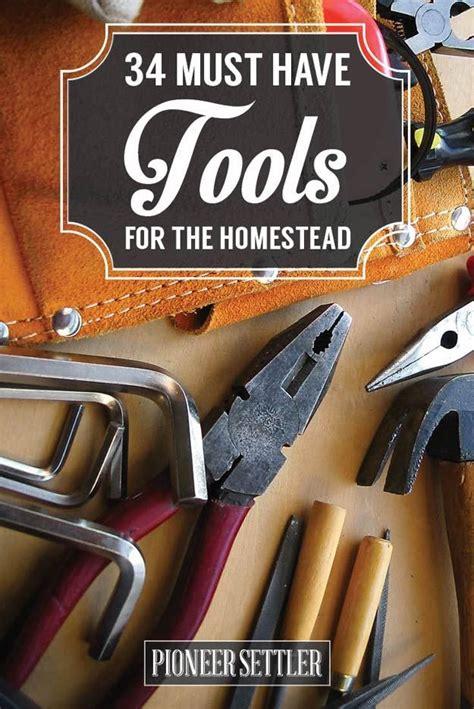 handy homesteading tools     ultimate