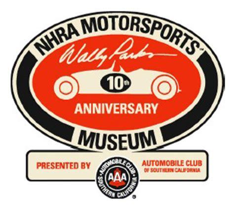 oddy car logo nhra museum news