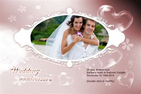Wedding Anniversary Cards Psd Templates by Free Photo Templates Wedding Anniversary Cards