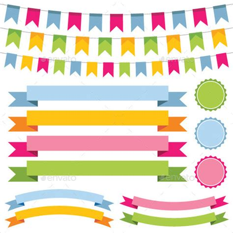 free customizable printable banner templates pennant banner template 24 free psd ai vector eps