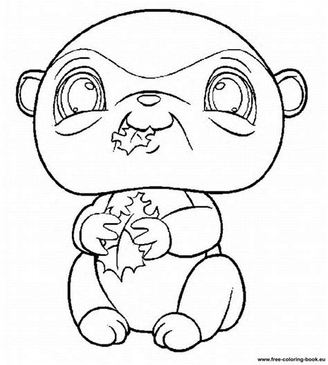 Lps Coloring Az Coloring Pages Lps Pictures To Color
