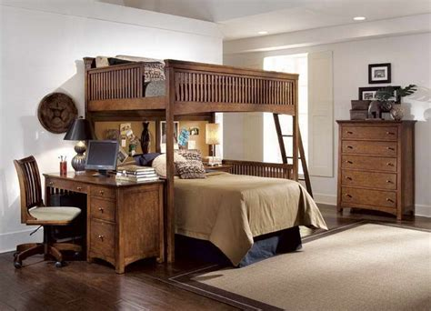 bunk bed with desk for adults adult loft bed with desks a solution to optimize the