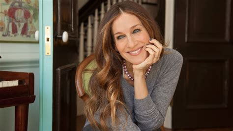 The New Sjp by Go Inside S New York City Home Abc News
