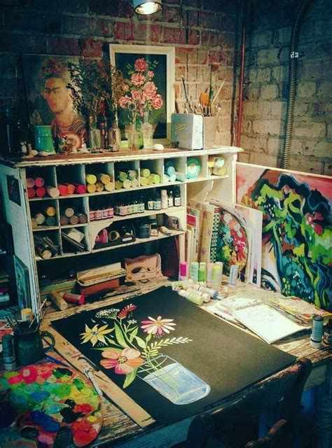 art and craft studio 10 inspirational art studios carmen whitehead designs
