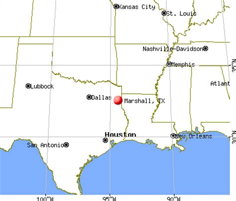 marshall texas map marshall texas tx 75670 75672 profile population maps real estate averages homes