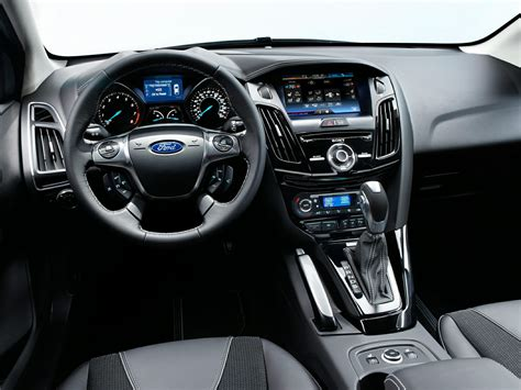 Ford Focus Interior by 2014 Ford Focus Price Photos Reviews Features
