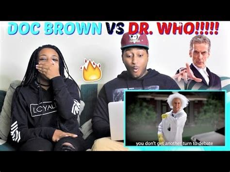 doc brown vs doctor who epic rap battles of history season 2 epic rap battles of history quot doc brown vs doctor who