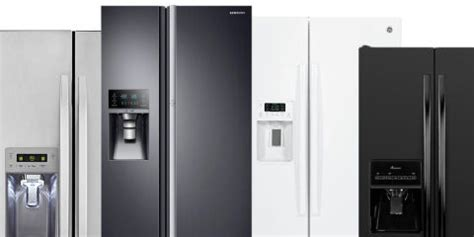 refrigerator trends 2017 10 best side by side refrigerators in 2017 stainless