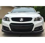 2014 Chevy SS Front Blackout Kit