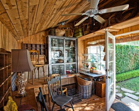 shed interior ideas garden shed interior home design ideas renovations photos