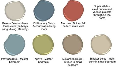 delightcreativehome friday review day our paint colors via benjamin revere pewter
