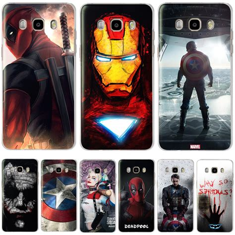 Casing Samsung S4 Spiderman4 Custom Hardcase popular samsung galaxy j5 marvel cases buy cheap samsung galaxy j5 marvel cases lots from china