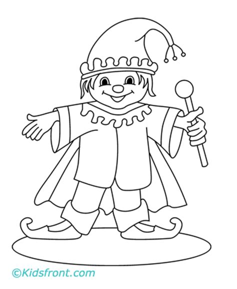 cute joker coloring pages circus joker cliparts co