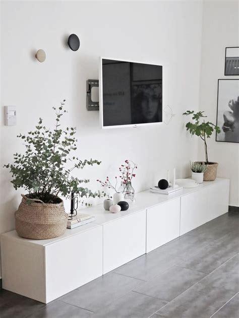 Besta Ikea Wohnzimmer by Die Besten 25 Meuble Besta Ikea Ideen Auf