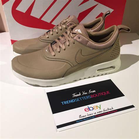 Nike Airmax Thea 3 nike thea air max premium desert camo us uk 3 4 5 6 7 8 9