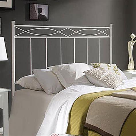 cabeceros de forja baratos online de cama blanco - Cabeceros De Forja Blanco Baratos