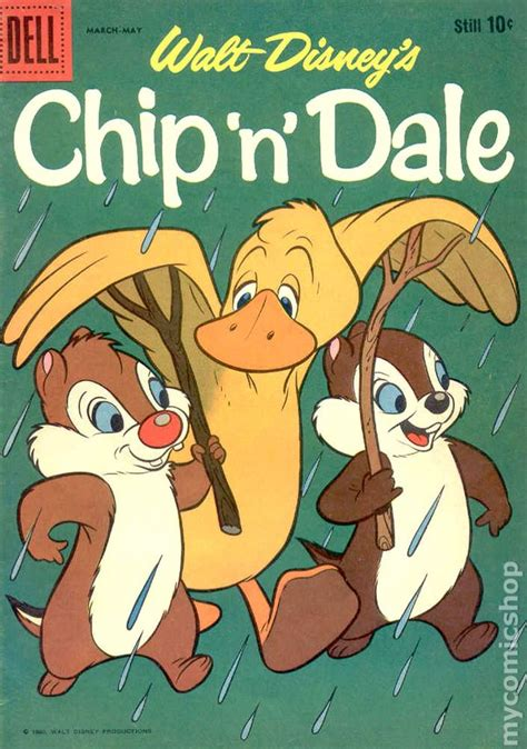 Dress Chip N Dell chip n dale 1955 dell 21 vg 4 0