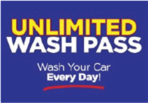 unlimited wash passes golden nozzle car wash ct ma