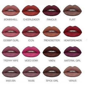 Huda Lip Matte Lipstik Mate huda liquid matte lipstick lip color 16 shades