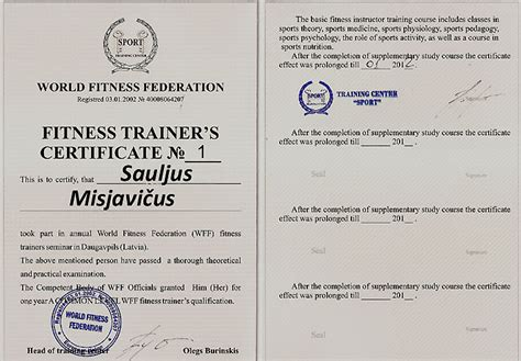 How To Apply For A Teaching In Europe Education Center World Fitness Federation