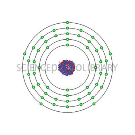 number of protons in antimony antimony atomic structure stock image c013 1601