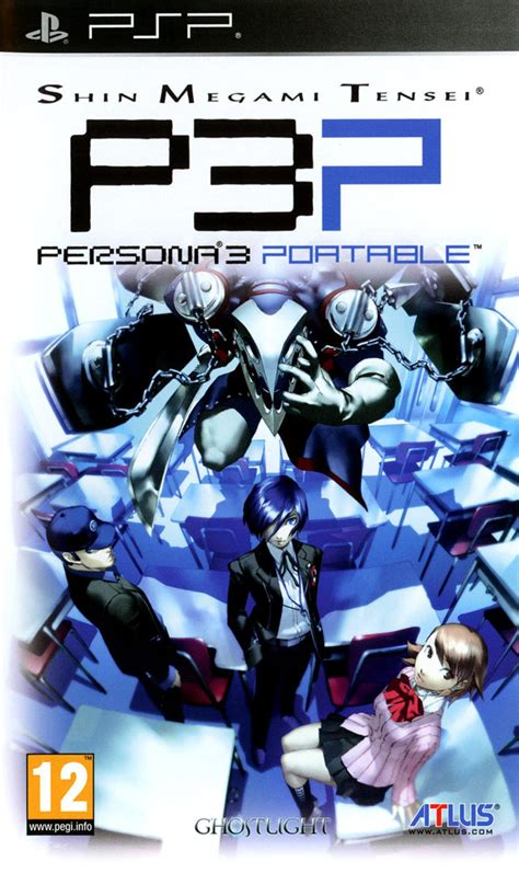 persona 3 4 wallpaper pack for psp 50 jpg 480x272 persona 3 portable sur playstation portable jeuxvideo com
