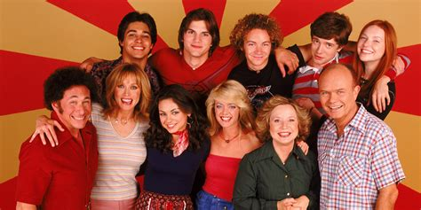 that 70s show that 70s show reunion cast sings show theme song