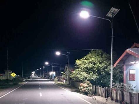 Lu Jalan Tenaga Surya jual produk solar cell pju tenaga surya di papua termurah