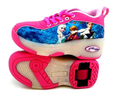 Sepatu Roda Berapa detail sepatu roda frozen toko bunda