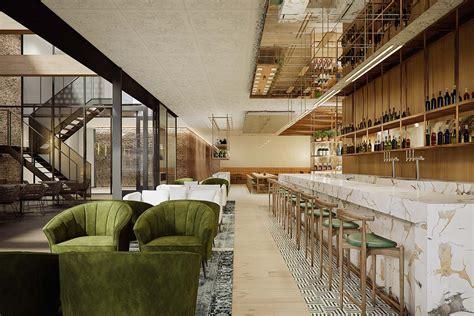 home design show chicago architectural rendering restaurant renderings designed