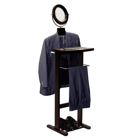 winsome wood valet stand espresso kitchen - Valet Stand