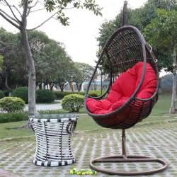 outdoor rattan basket hanging chairs swing crude indoor