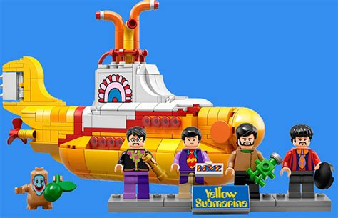 Beatles Yellow Submarine Lava L by We All Live In A Yellow Submarine Lego Lan 231 A Cole 231 227 O