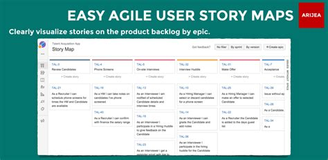 agile user story template easy agile user story maps for jira version history