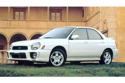 1993 2002 Subaru Impreza Service Amp Repair Manuals